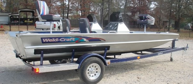 Weld Craft Boats Kresta S Boats Amp Motors